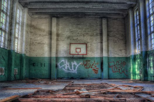 Ghost Town (Germany)HDR2 by Caine-Design