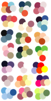 Random Color Palettes 3 by LifeError