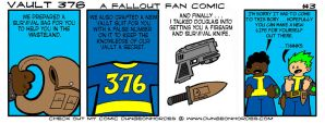 Vault 376 a Fallout Fan Comic #3 by Dungeonhordes