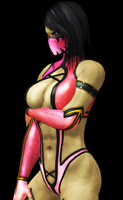 Mileena: Another way by Weskervit789