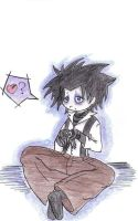 love me- Edward scissorhands by gurlfromunderworld