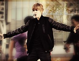 just s i n g i n g by somebodytolovejb