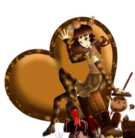 Chocolate Dreams by Umbra-Heart