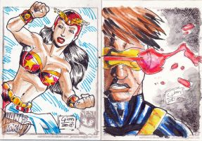 PSC: DARNA and CYCLOPS by wansworld