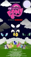 My Little Pony Project Poster by AnimeCitizen