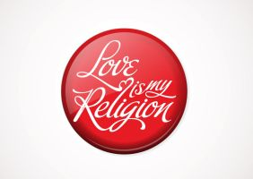 Love Is My Religion by manishmansinh