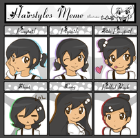 HairStyle MeMe by Tinachan90