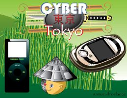 Cyber Tokyo - All Together Now by samuraifreelance