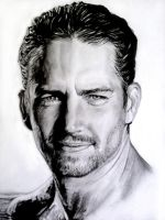 Paul Walker by Jesuzillo