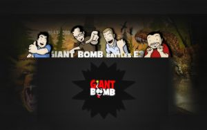 Giant Bomb E3 Wall by An-D-Man333
