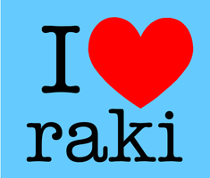 I love RAKI by astuareg