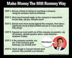 Money the Romney Way by Crazywulf