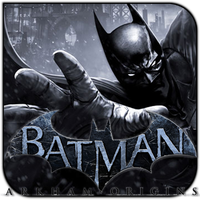 Batman Arkham Origins by griddark