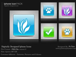 Iphone Icon PACK download by chimxx81
