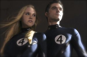 Sue and Reed Richards by SticthedupScarecrow