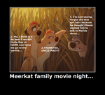 Timon at the movies 2 by Averagejoeguy2