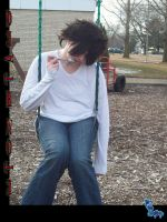 The Spoon   L Lawliet by SabinaRose5