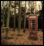 Phone booth by DeadRoute
