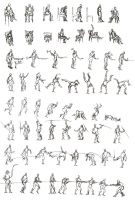 Figure sketches 1.4.06 by smuli