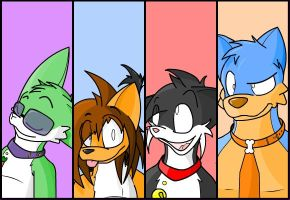 The gangs all here by Atimist