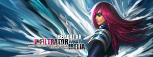 Infiltrator Irelia by bli08