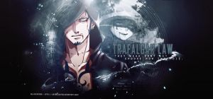 Trafalgar Law //Dark// by 0StarLights0
