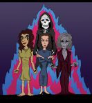 Dario Argento's Three Mothers by Lordwormm