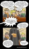 Fandom at Hogwarts by Capital-J