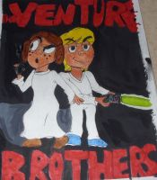 the Venture Brothers by founten