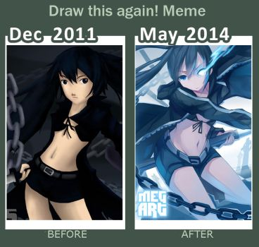 [Meme] Draw this again - BRS by Me9aLodon