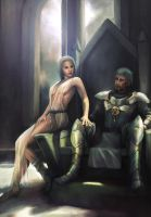 king and concubine by kerko