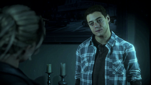 Until Dawn - Josh - Come With Me by Drive637