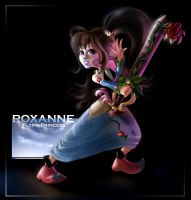 roxanne by SkyFinch