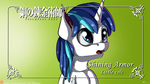 FullMetal Pony - Shining Armor : Little Colt by Neko-me