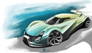 Supercar by lukas-art