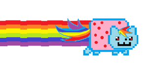 nyan dash by Mie078
