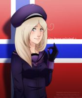 Nika loves Norway by Verdallehn