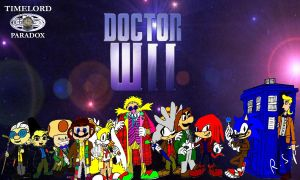 Doctor Wii by TimeLordParadox