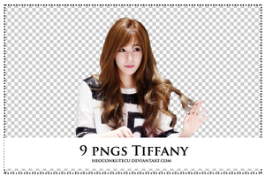 PNGs Pack Tiffany - 3 by Heoconkutecu