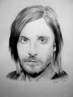 Jared Leto by MCRgripa