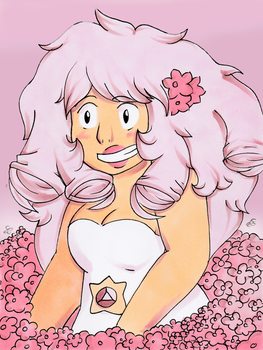 ~Rose Quartz~ by Sugared-Almond