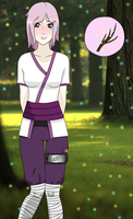 New Naruto OC by CloggedVessels