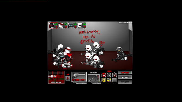 madness retaliation where getting close by blackdeath7123