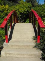 Stock: Japanese Bridge II by Stock-By-Michelle