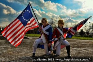 1775-1783: Revolutionary War by HildaLp