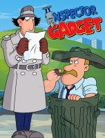 Inspector Gadget by gyrfalcon65
