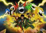 Voltron Force by Gaviniko