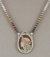 Helen of Troy, New by KellyMorgenJewelry