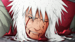 Jiraiya last words by thelostwoodss