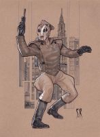 Rocketeer to the rescue by StephaneRoux
